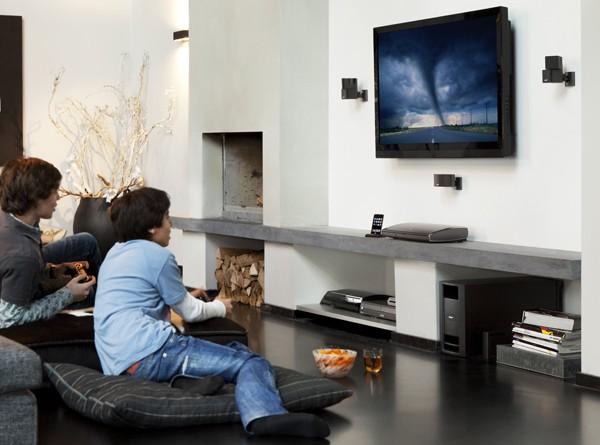 Домашняя развлекательная система Bose Lifestyle® V35