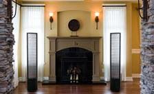 Установка акустики дома