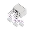 Kramer VS-4X схема подключения