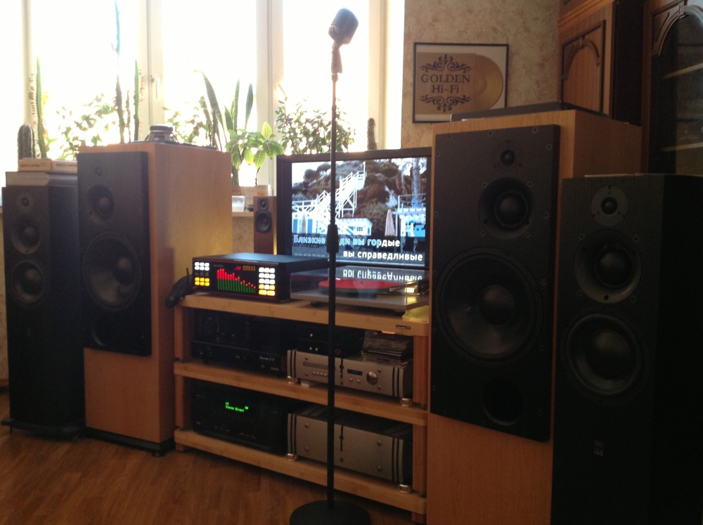 ATC акустика для Профессионального Караоке