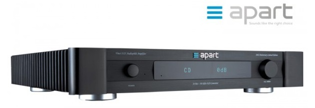 Звуковое оборудование компании APART AUDIO