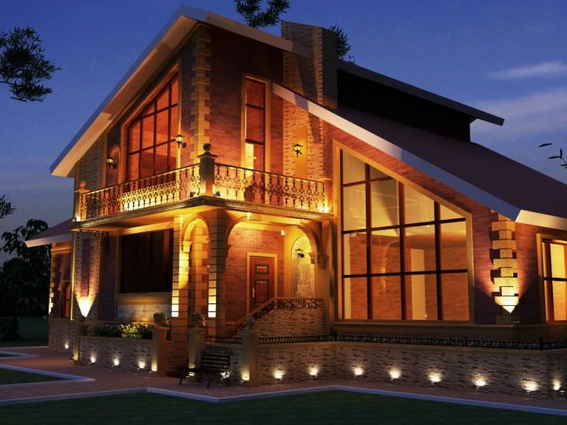 Освещение Умного дома