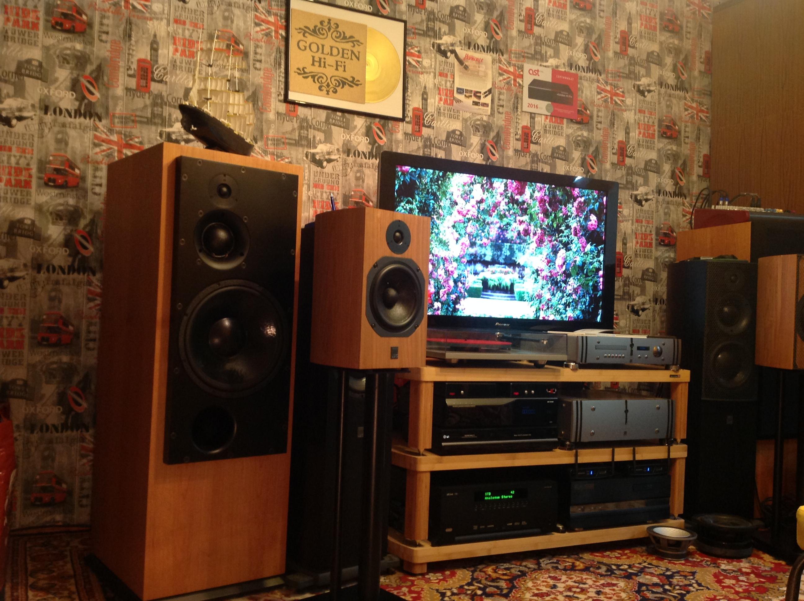 Домашний шоурум Professional Light and Sound