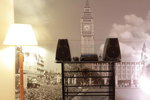 Компактная Аудиосистема для дома Meridian Audio Core 200