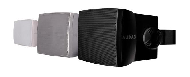 Настенные громкоговорители AUDAC WX302
