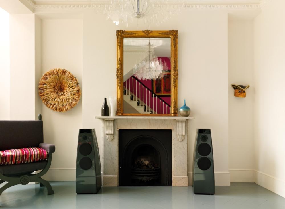 Meridian Audio акустические системы
