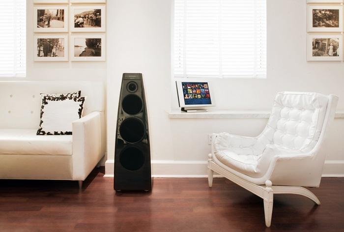Высококачественное звучание MERIDIAN AUDIO Sooloos