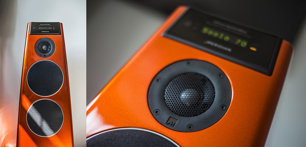 Акустические системы MERIDIAN AUDIO DSP5200