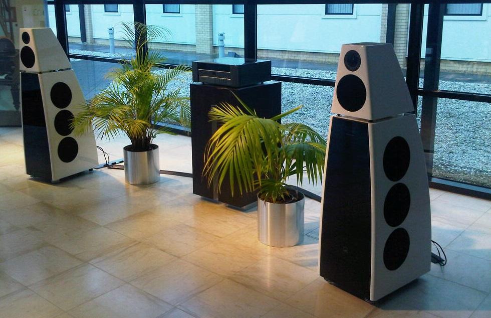 Акустические системы Meridian Audio DSP8000