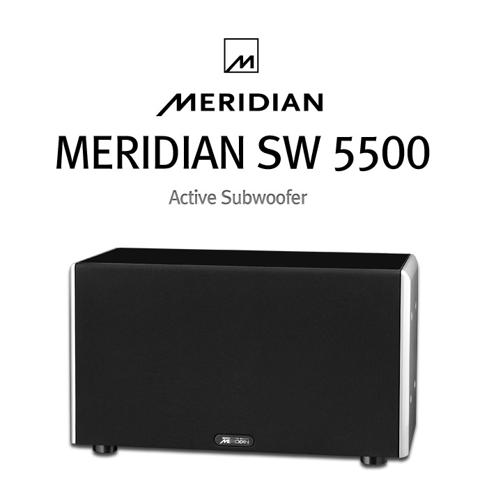 Сабвуфер MERIDIAN AUDIO SW5500