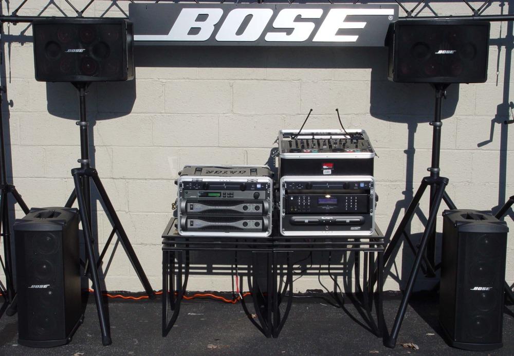 Профессиональная Акустика Bose