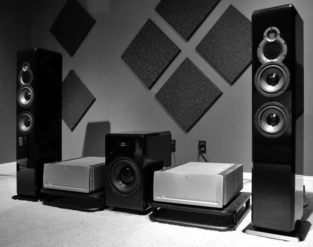 Hi-Fi аудиосистема