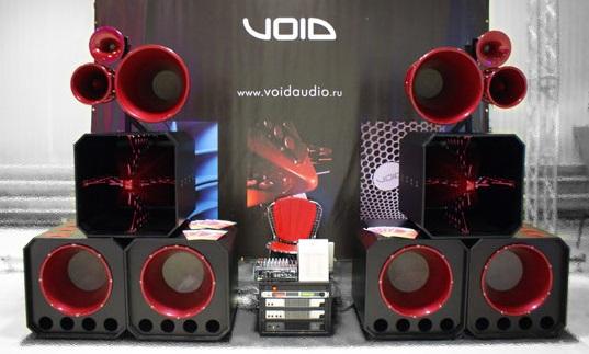 Акустические системы VOID AUDIO Air Motion