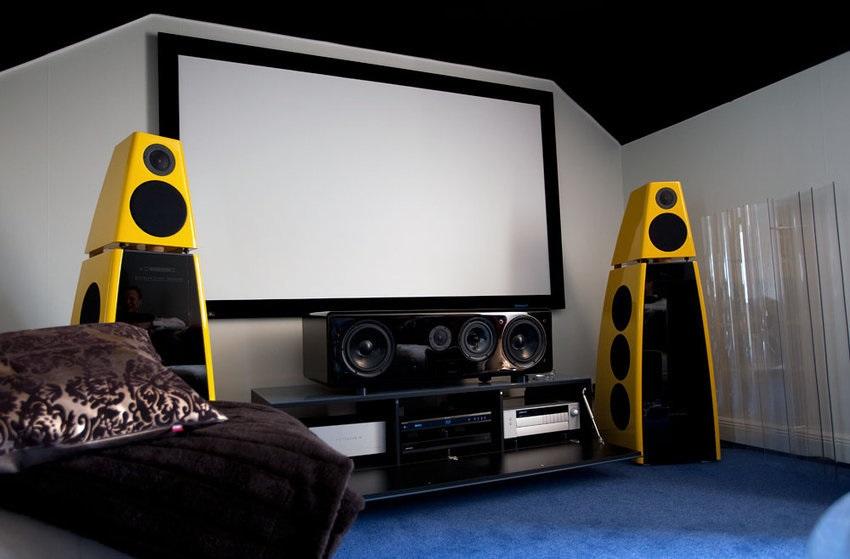 Акустическая система MERIDIAN AUDIO DSP7200 HC