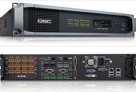 Новые модули для системы Q-Sys от компании QSC