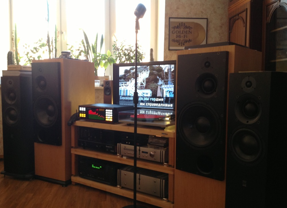 Шоурум Professional Light and Sound