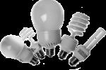Светильники с компактными Люминесцентными источниками света (КЛЛ)