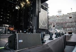 Усиление звука в концертных залах.