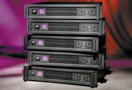 Профессиональные усилители QSC DCA Series