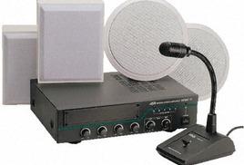 Системы трансляции и речевого оповещения, Public Address